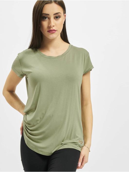 Alife & Kickin T-Shirty Mimmy zielony