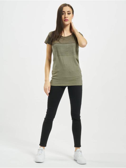 Alife & Kickin T-Shirty Clea zielony