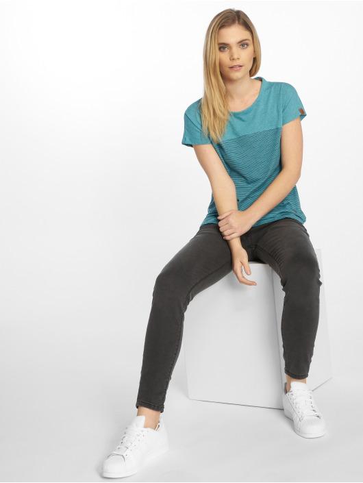 Alife & Kickin T-skjorter Claire blå