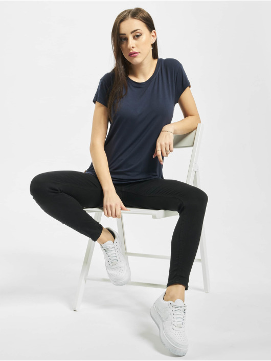 Alife & Kickin T-skjorter Mimmy blå