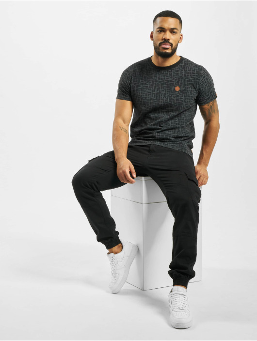 Alife & Kickin T-skjorter Nic D grå