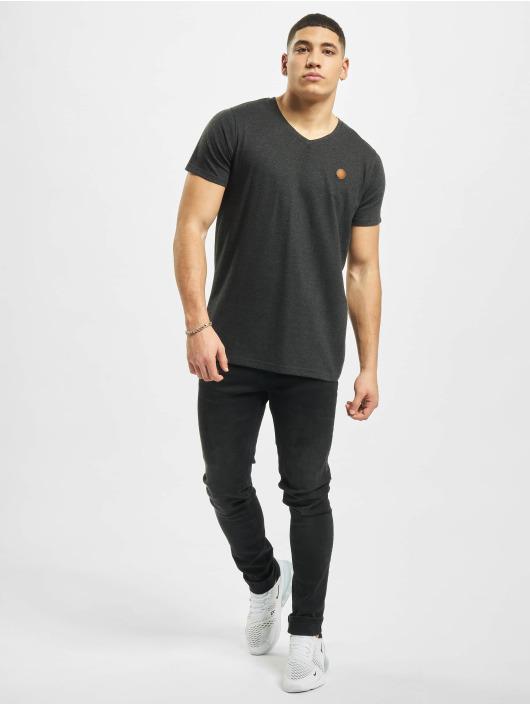 Alife & Kickin T-skjorter Tim grå