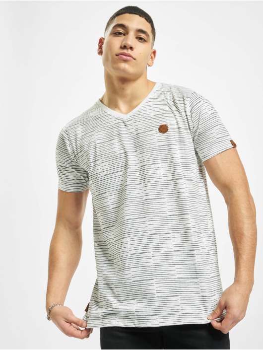 Alife & Kickin T-skjorter Tim hvit