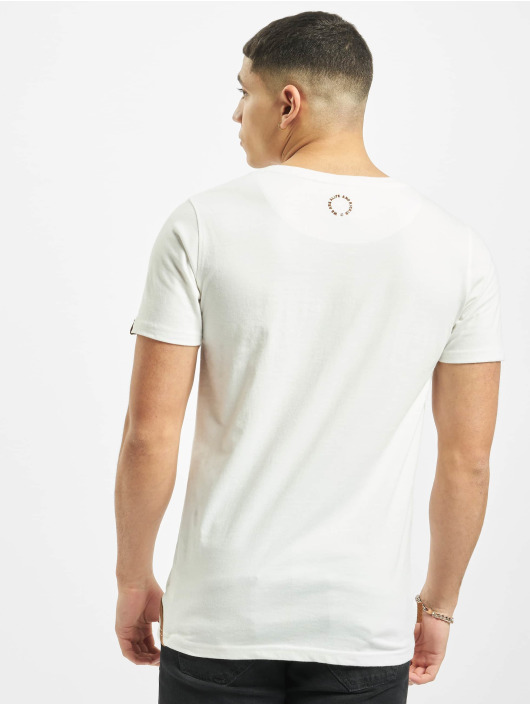 Alife & Kickin T-skjorter Maddox hvit