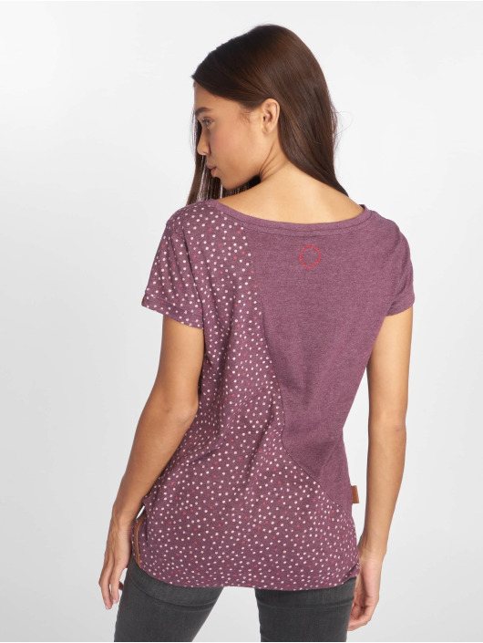 Alife & Kickin T-skjorter Zoe lilla