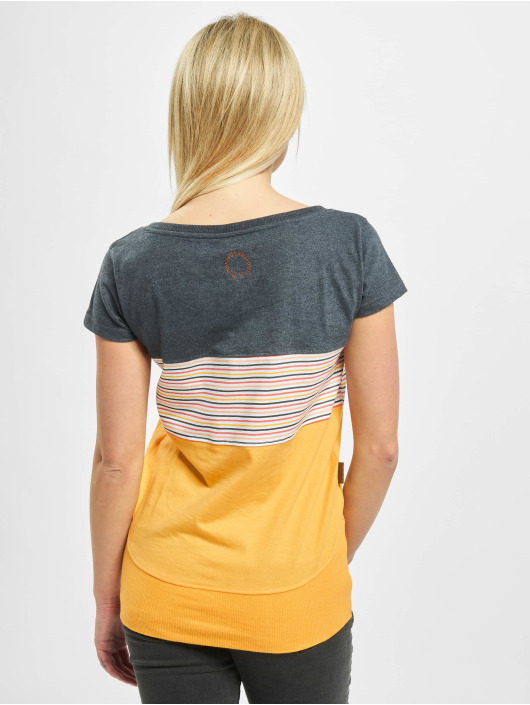 Alife & Kickin T-skjorter Clea oransje