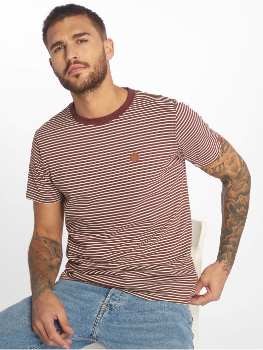Alife & Kickin T-skjorter Nic A red