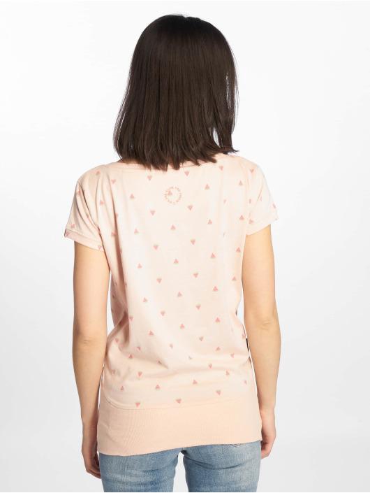 Alife & Kickin T-skjorter Coco rosa
