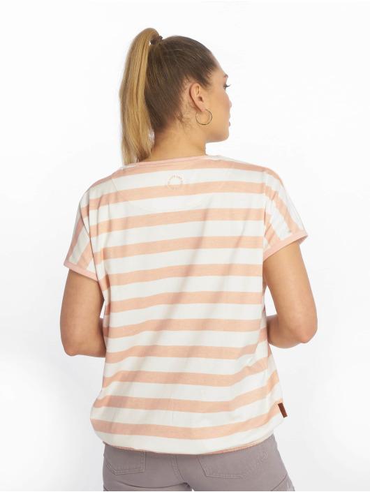 Alife & Kickin T-skjorter Sun rosa