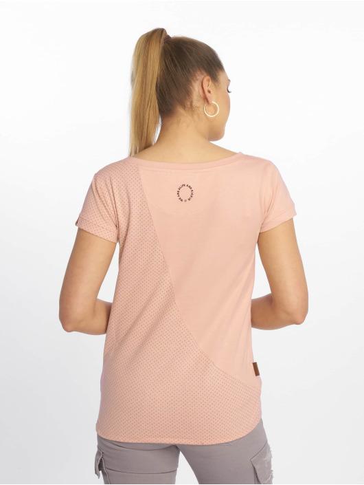 Alife & Kickin T-skjorter Zoe rosa