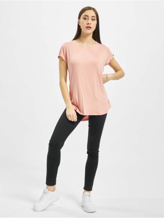 Alife & Kickin T-skjorter Mimmy rosa