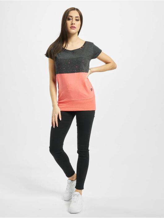 Alife & Kickin T-skjorter Clea rosa