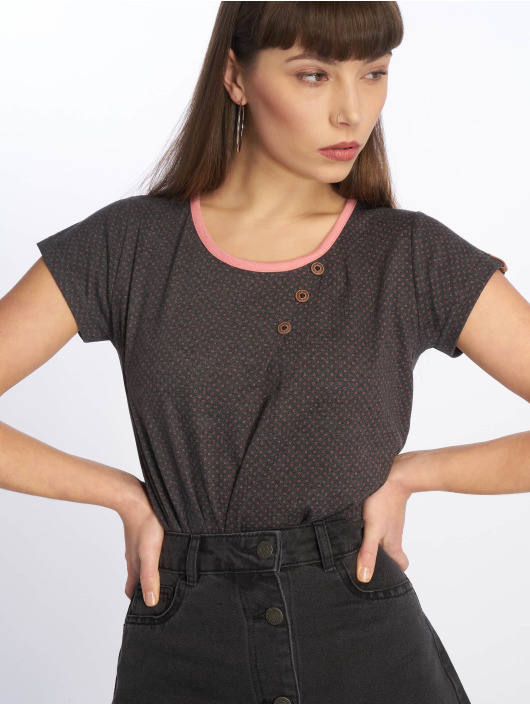 Alife & Kickin T-skjorter Summer svart