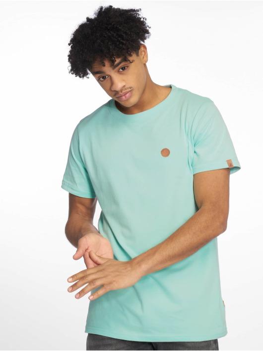 Alife & Kickin T-skjorter Maddox turkis
