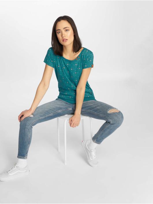 Alife & Kickin T-skjorter Coco turkis