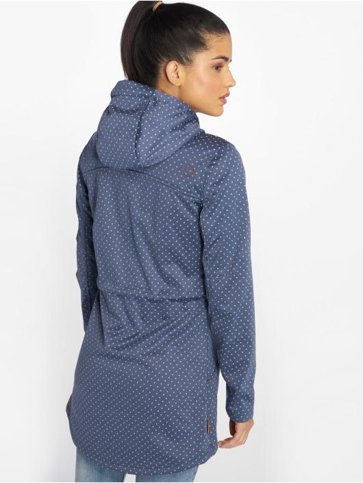 Alife & Kickin Transitional Jackets Alma A Softshell blå