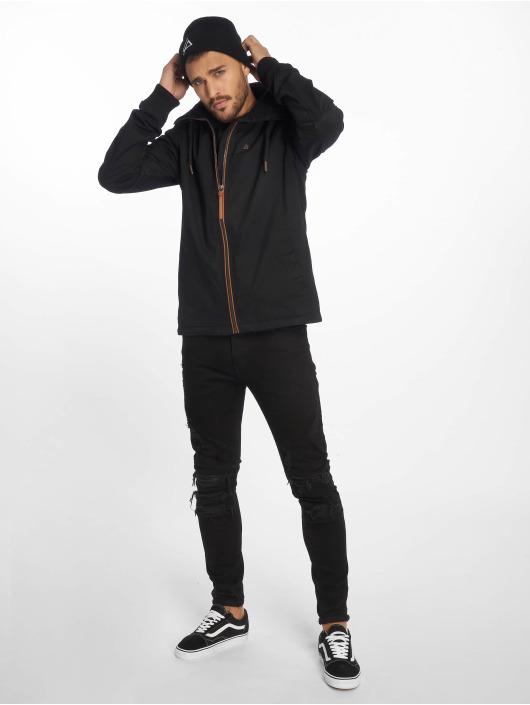 Alife & Kickin Transitional Jackets Noe svart