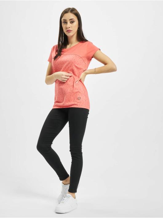 Alife & Kickin Tričká Clarice pink