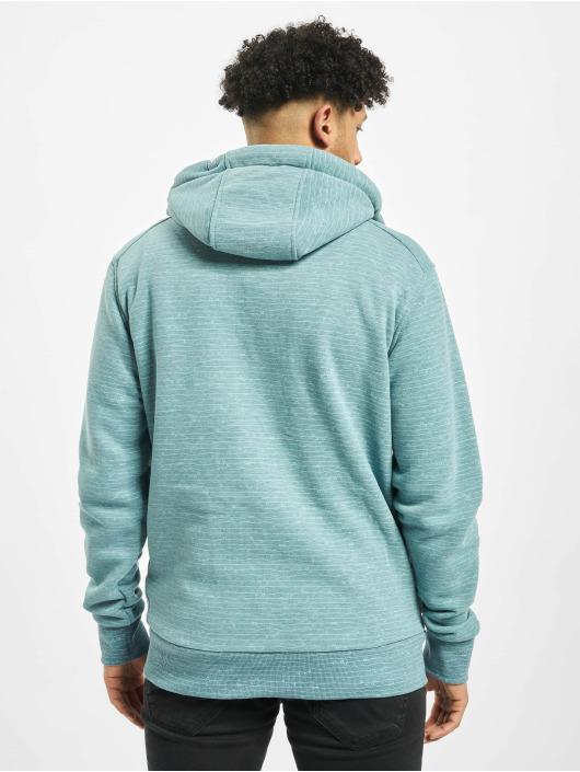 Alife & Kickin Zip Hoodie Trasher B turquoise