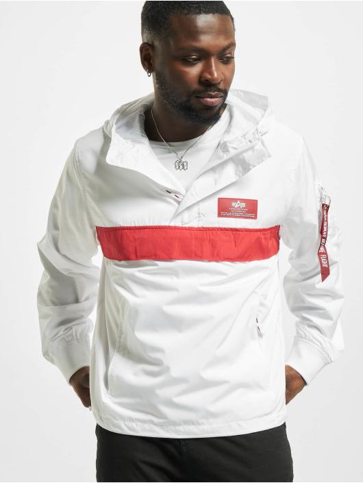 Alpha Industries Демисезонная куртка Defense белый