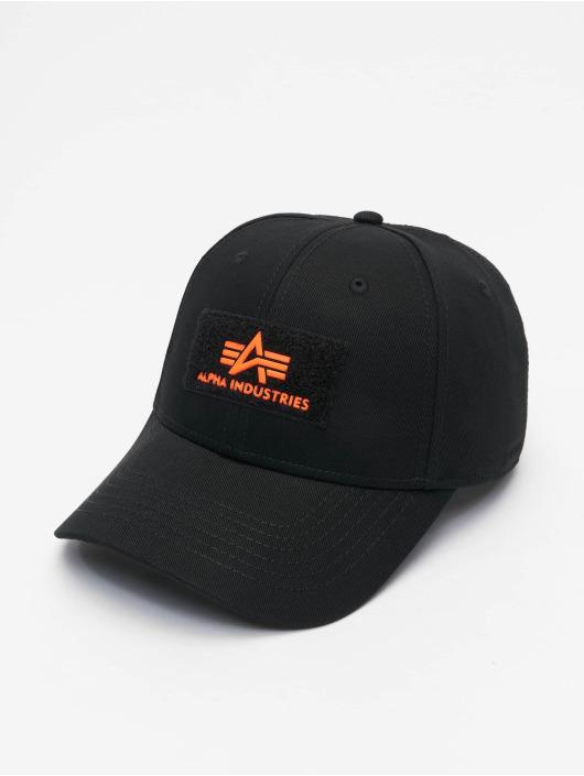 Alpha Industries Кепка с застёжкой VLC Reflective черный