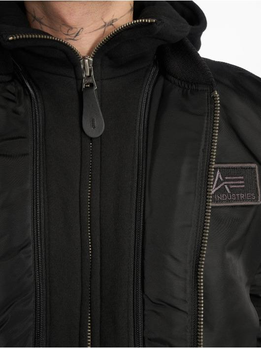 ... Alpha Industries Куртка-бомбардир MA-1 D-tec Bomber Jacket черный ... 3d4e8ac90cf