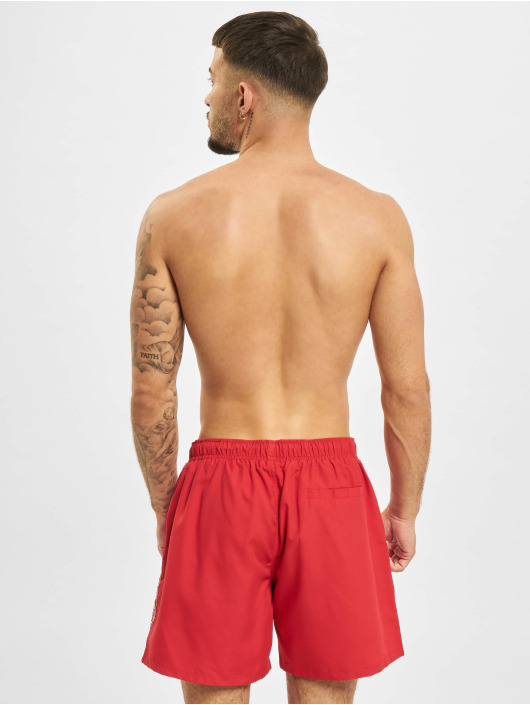 Alpha Industries Badeshorts RBF Tape Swim rot