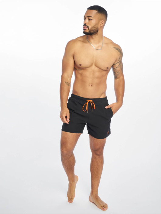 Alpha Industries Badeshorts Basic schwarz