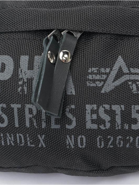 Alpha Industries Bag Cargo Oxford Waist Bag black