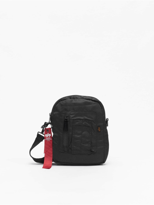 Alpha Industries Bag Crew Carry black