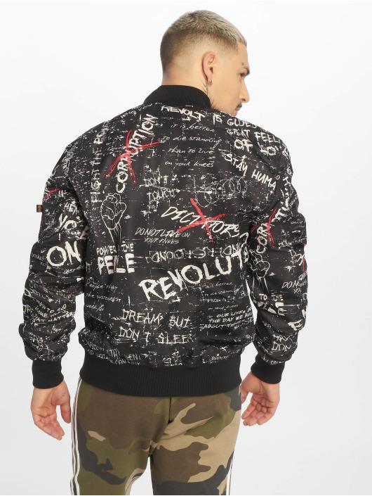 Alpha Industries Bomber jacket Ma-1 GC Revolution black