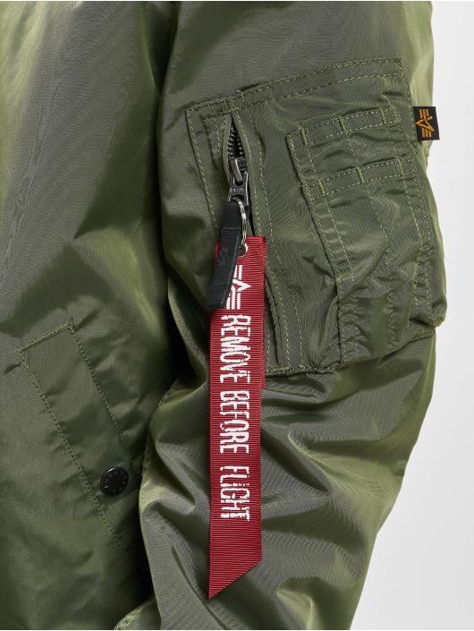 Alpha Industries Bomber jacket MA 1 green