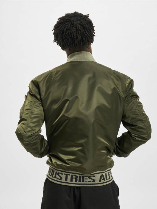 Alpha Industries Bomber jacket Ma-1 LW AR olive