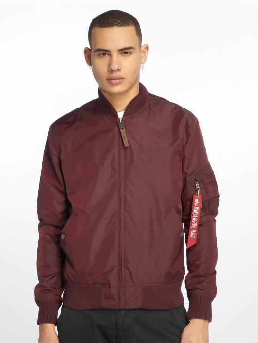 Alpha Industries Bomber jacket MA-1 TT red