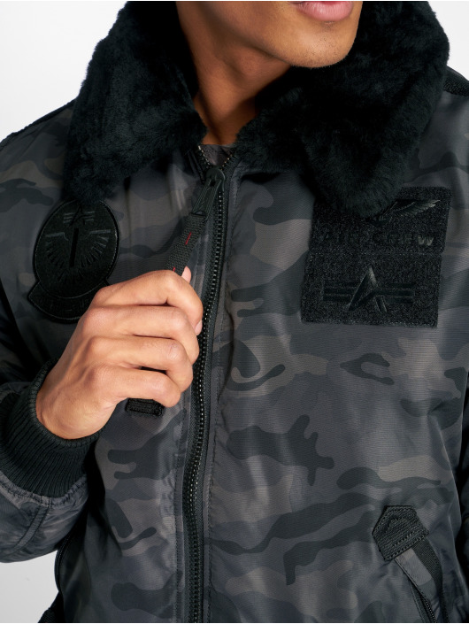 Alpha Industries Bomberjack Injector III Patch camouflage