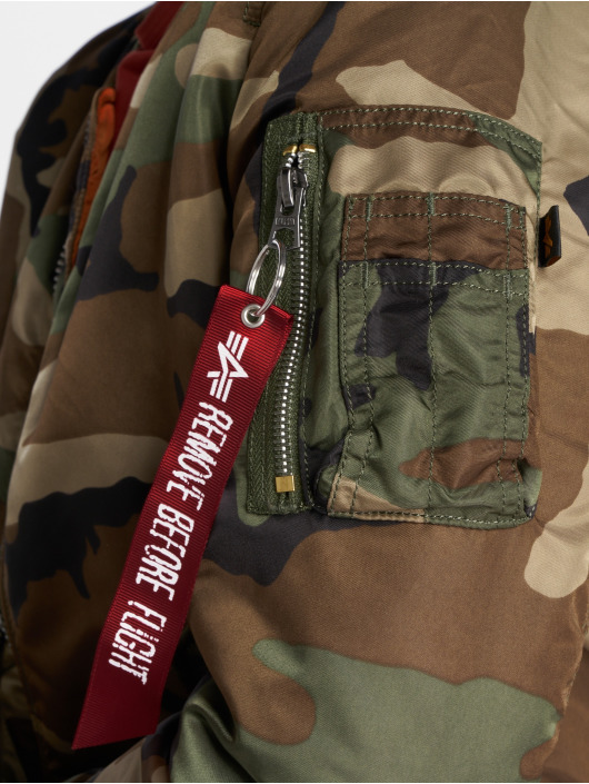 Alpha Industries Bomberjack MA-1 SF camouflage
