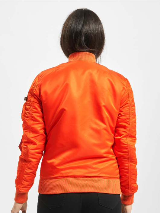 Alpha Industries Bomberjack Ma 1 VF 59 oranje