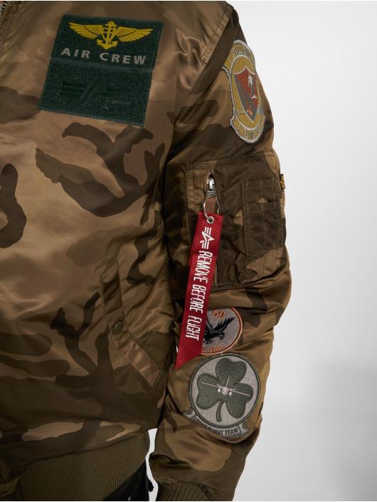 Alpha Industries Bomberjacka MA-1 Pilot kamouflage