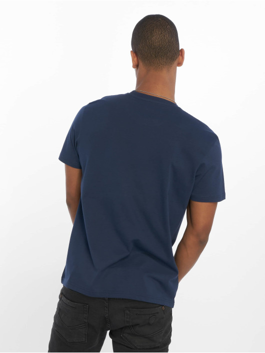 Alpha Industries Camiseta Basic Small Logo azul