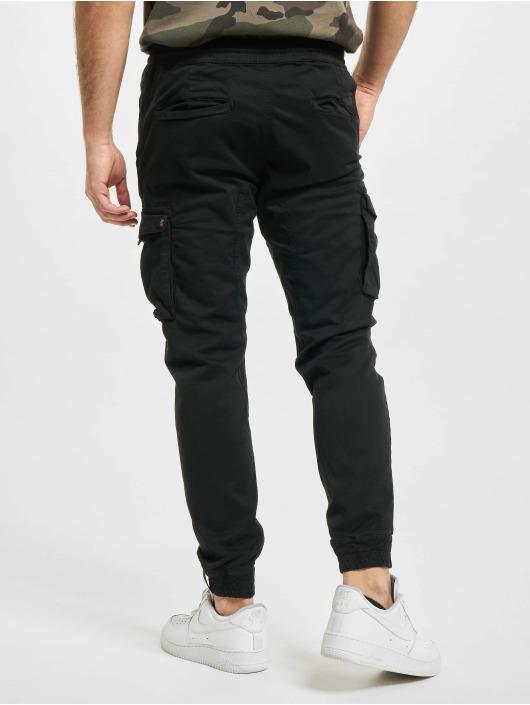 Alpha Industries Cargo Cotton Twill black
