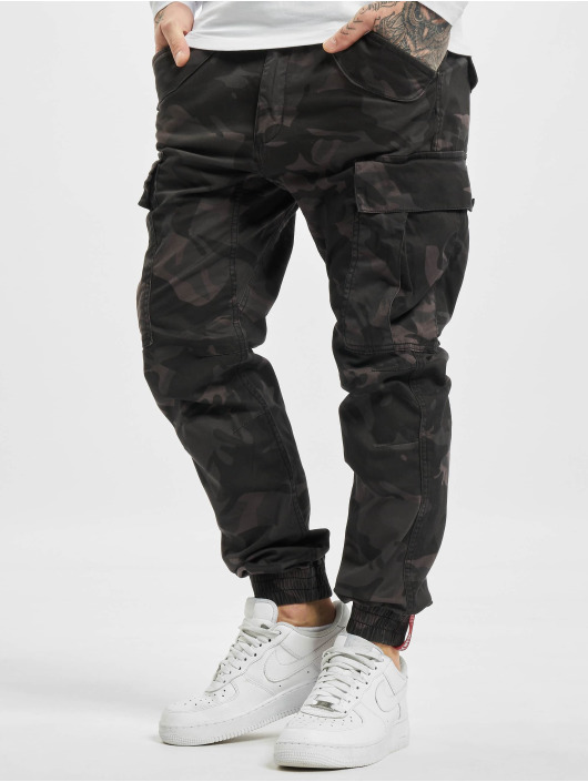Alpha Industries Cargo Airman negro