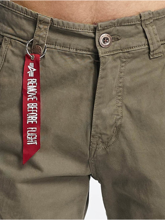 Alpha Industries Cargo Agent olive