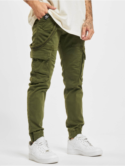 Alpha Industries Cargo Utility olive