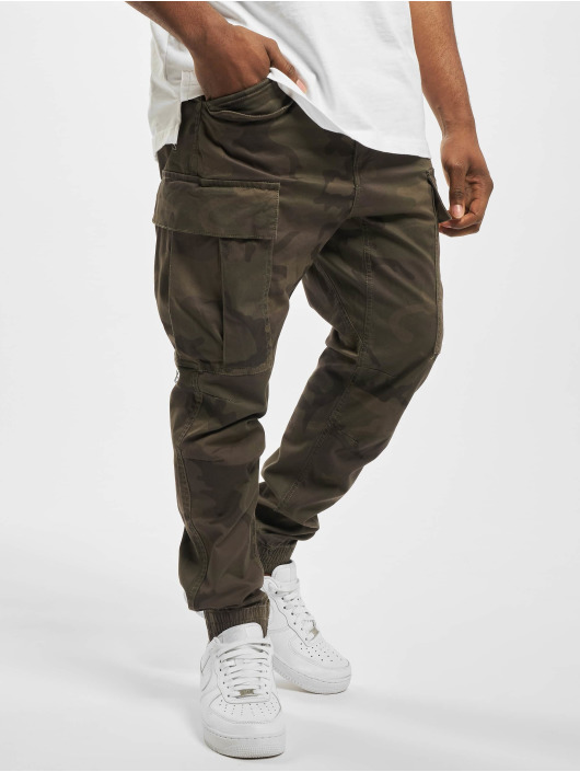 Alpha Industries Cargohose Airman camouflage