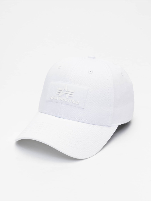 Alpha Industries Casquette Snapback & Strapback VLC blanc