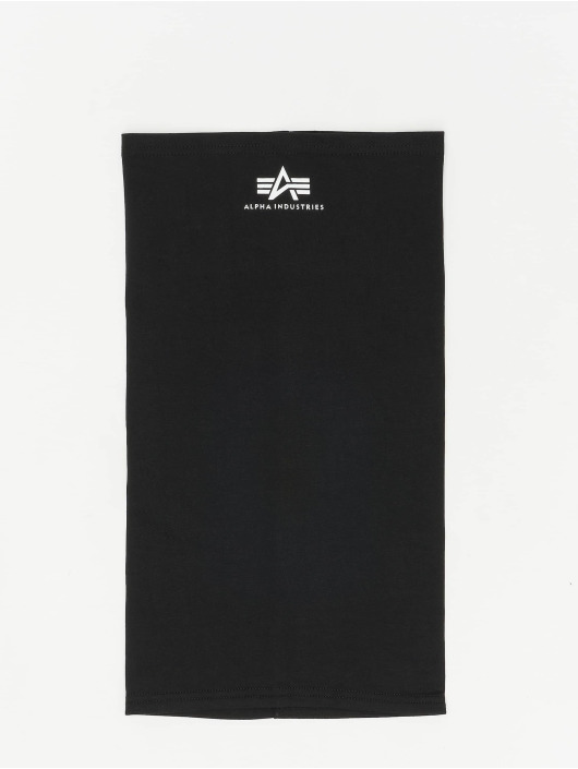 Alpha Industries Chal / pañuelo Basic negro