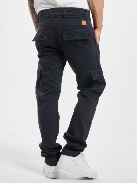 Alpha Industries Chino bukser Agent blå
