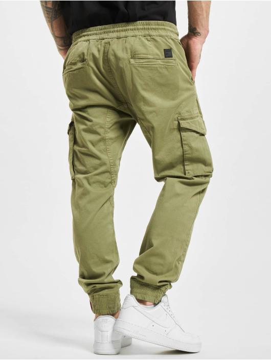 Alpha Industries Chino bukser Cotton Twill oliven