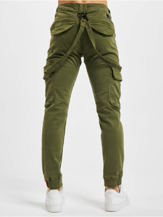 Alpha Industries Chino bukser Utility oliven