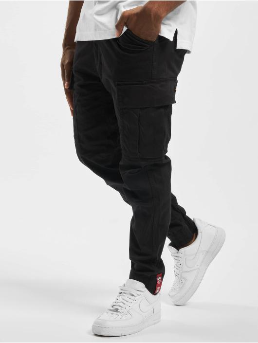 Alpha Industries Chino bukser Airman svart